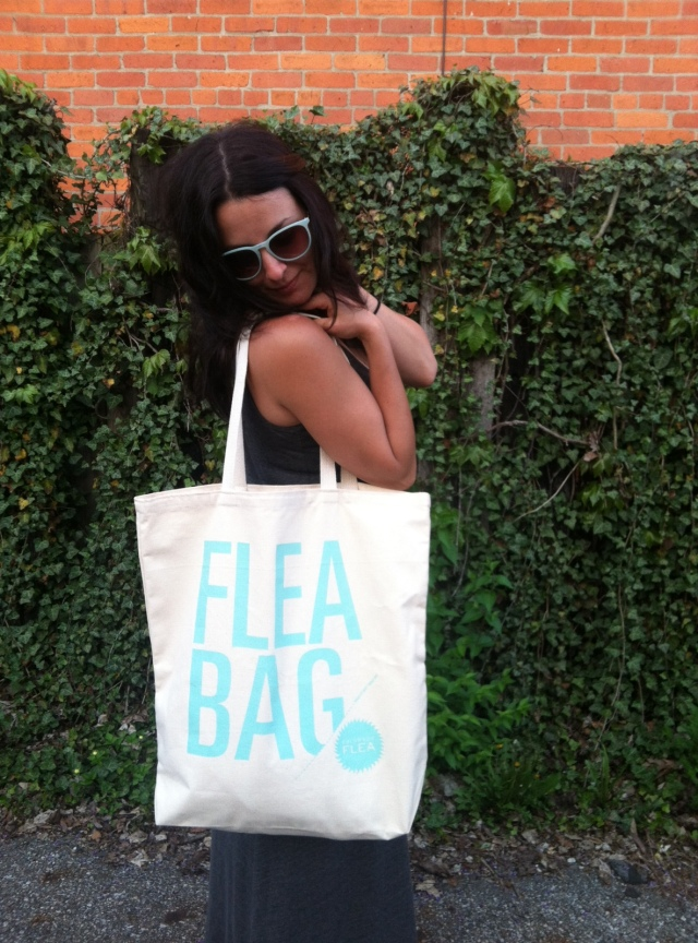 Minty Fresh Flea Bag