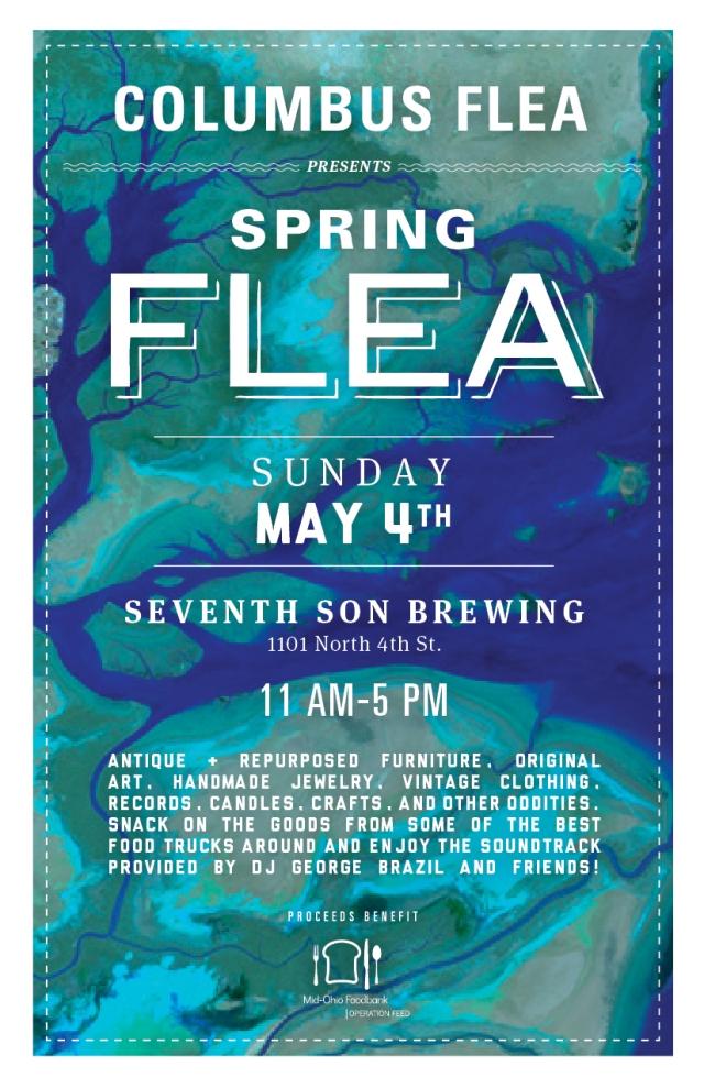 SPRING FLEA 2014
