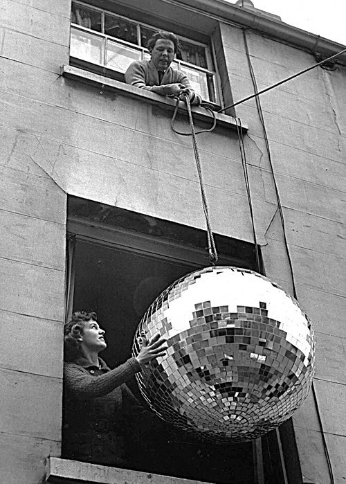 disco outside